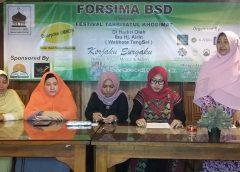 Forsima Adakan Festival Tarbiyatul Khodimat I