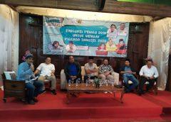 'Evaluasi Pemilu 2019 Menuju Pilkada Tangsel 2020' Tema Diskusi SMSI dan PWI Tangsel