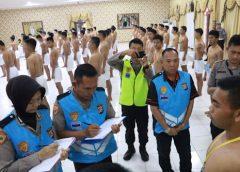 Polda Banten Terima Kunjungan Tim Supervisi Panpus Penerimaan Anggota Polri
