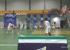 Berikut Hasil Pertandingan Kejurda Bola Basket Banten Game 1 Hingga 9