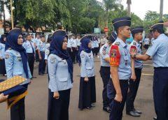 Kakanwil Kemenkumham Banten Kukuhkan Tim Pengendali Internal dan Unit Gratifikasi