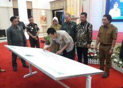 Dirbinmas Polda Hadiri Rakor Sensus Penduduk 2020 Provinsi Banten