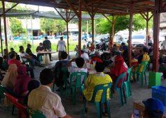 Polrestabes Medan Dinilai Lamban, Wartawan Medan Rapat Akbar Lawan Preman
