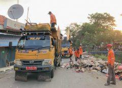 Malam Takbiran PKL di Kota Tangerang Ditertibkan