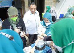 PKB Kota Tangerang Beri Pelatihan Tata Boga Bagi Perempuan