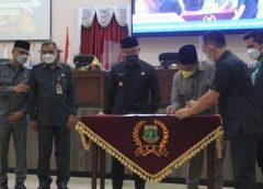 DPRD Banten Setujui Hibah Gedung dan Lahan PMI